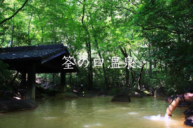筌の口温泉(新清館)